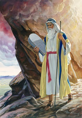 Moses Descending Matthew Sinai