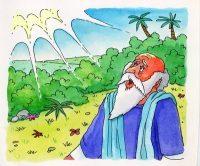 God Speaks to Noah