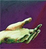 Large Hand