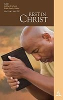 Cover of 21c Kindle lesson - Rest in Christ
